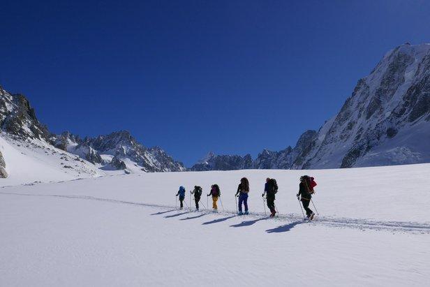 Dag 1: Chamonix til Argentier-hytta- ©Mattias Erlandson