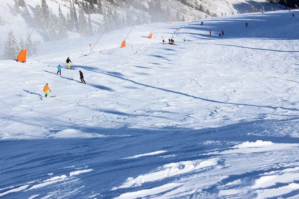 KitzSki: Skisaison auf der Resterhöhe beginnt- ©Kitzbuehel-Tirol/Facebook