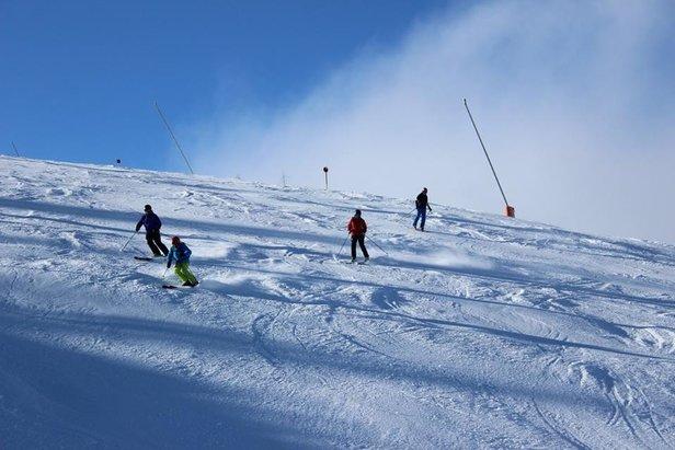 Klettergurt Fibel : Saisonstart im skigebiet kitzbühel am 14. oktober