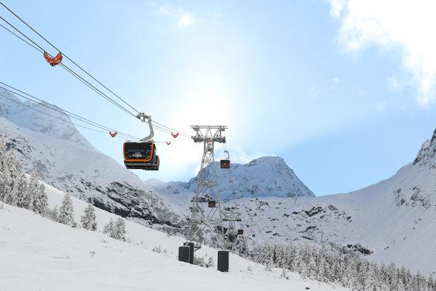 3S-Eisgratbahn am Stubaier Gletscher: Interview mit Seilbahndirektor Andreas Kleinlercher ©Skiinfo