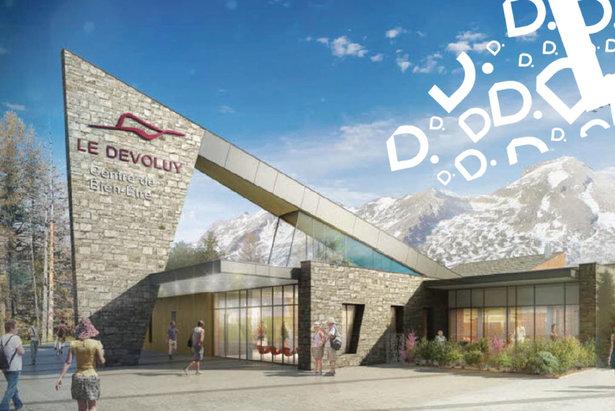 O'Dycéa, le centre de bien-être du Dévoluy, ouvrira dès l'été prochain à la Joue du Loup