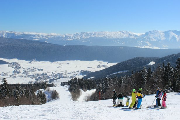 panorama domaine skiable meaudre