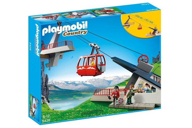 PLAYMOBIL - Téléphérique