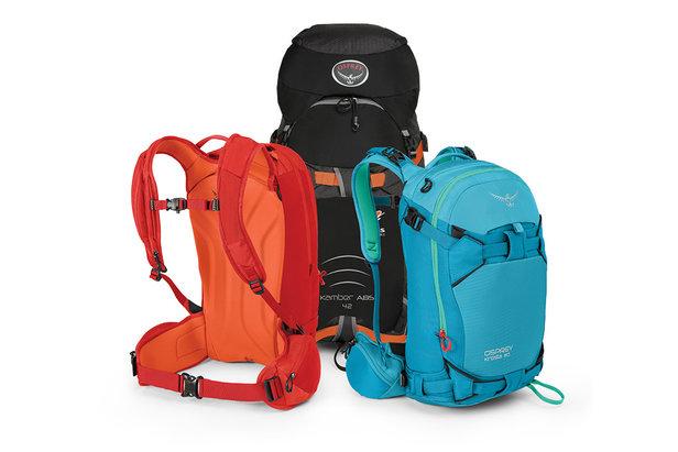 Nouveaux sacs à dos Osprey Kamber & Kresta