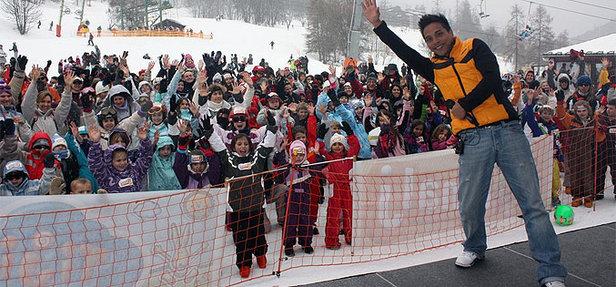 (event) - Les Kids à la neige