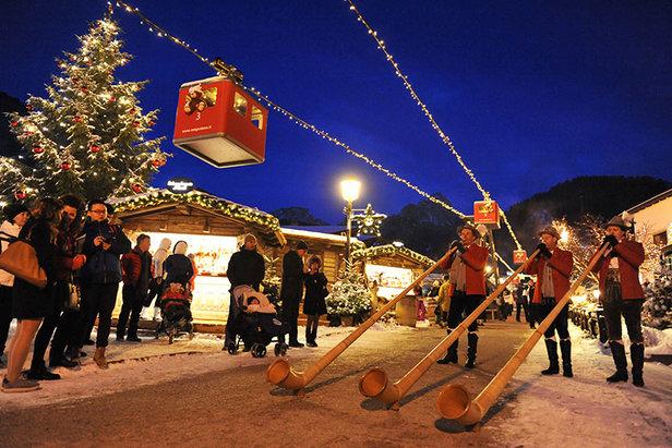 Mercatini di Natale dell'Alto Adige - Val Gardena