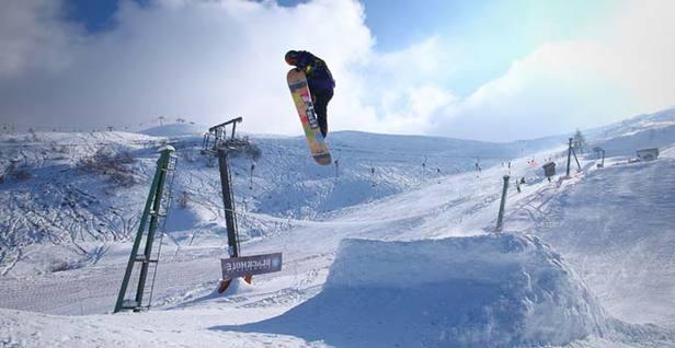"""Neve """"doc"""" all'Alpe di Mera!"""