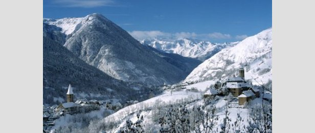 Conditions Pick Up in the Pyrenees