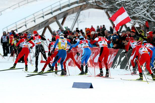 Der FIS Weltcup in Ramsau am Dachstein: Ein perfektes Terrain für Nordische Kombinierer
