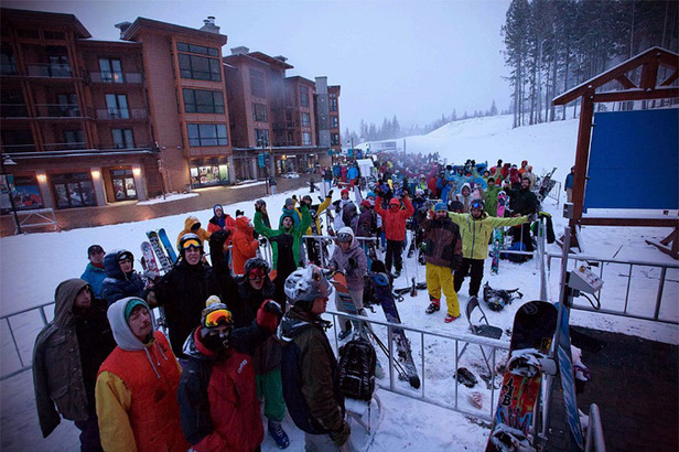 Revelstoke Opens Early