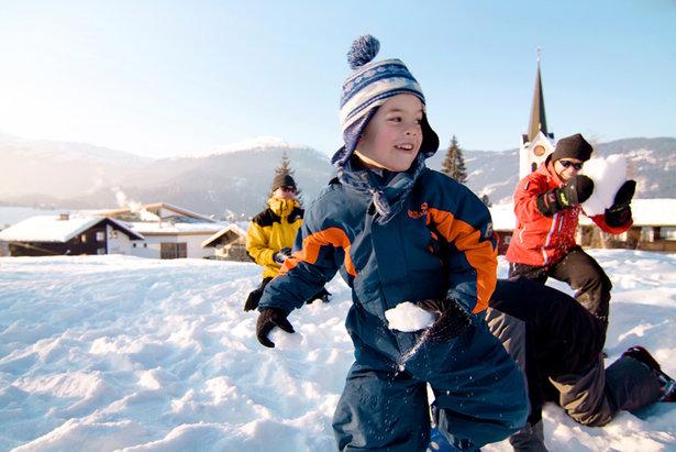 Schneespaß für die ganze Familie im Kleinwalsertal