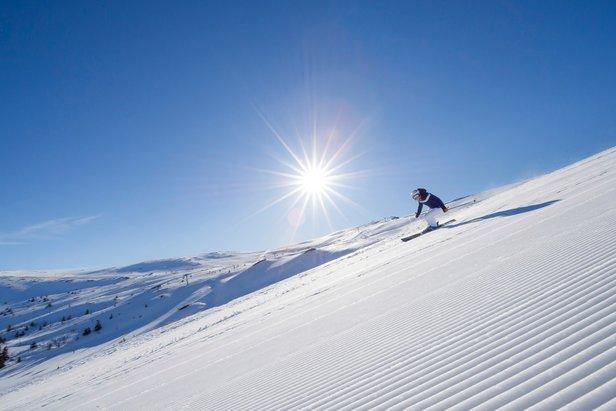 I løpet av 50 år har Trysil utviklet seg fra å være ei bortgjemt skogsbygd til å blir Norges største og mest populære skisted.  - © Ola Matsson/Skistar Trysil