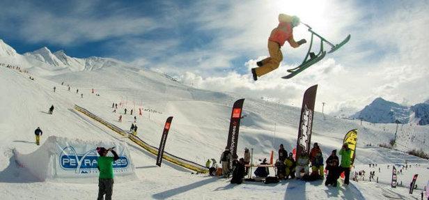 Finale des Championnats de France de Snowscoot