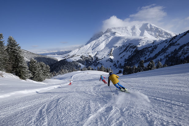 Ski Center Latemar, sci alpino