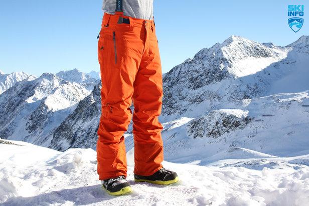 Wir testeten die Skihosen in diesem Winter am Stubaier Gletscher