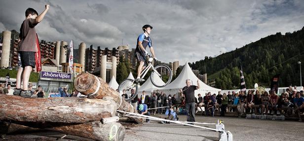 Urban Plagne Festival (photo OT de la Grande Plagne)