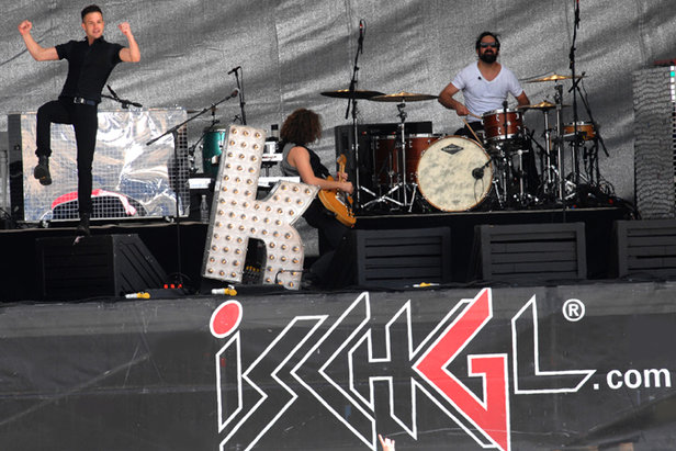 The Killers Play Out Ischgl's Season