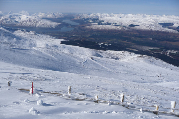 Scottish Ski Area Opens Every Lift For First Time In 6 Years