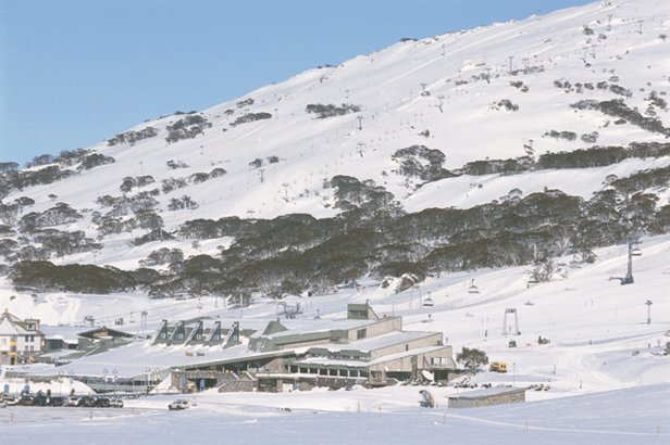 Perisher resort, Australia
