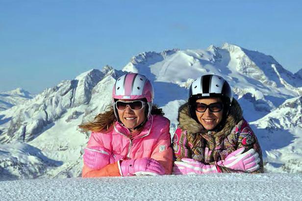 Dolomiti SuperHeight: Die Marmolada ist unangefochtene Königin der Dolomiten
