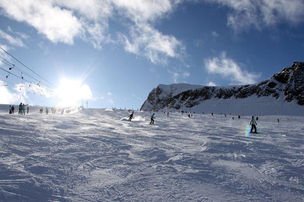 Freiheit auf 3000 Höhenmetern: Der Kitzsteinhorn in Zell am See - Kaprun