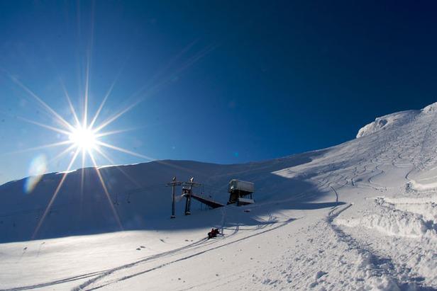 Scottish Ski Area's Earliest Opening Since 1990s