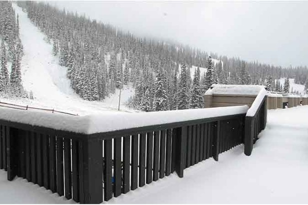 Big September Snowfalls in Canada