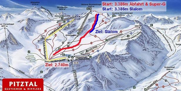 Info zu den DSV Ski Meisterschaften