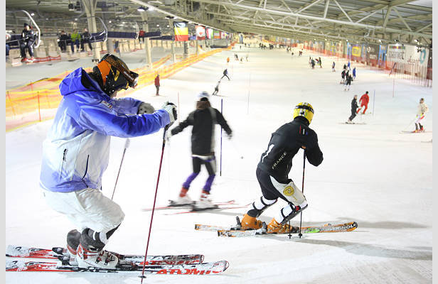 More Indoor Snow Centres Currently Open Than Outdoor Slopes!