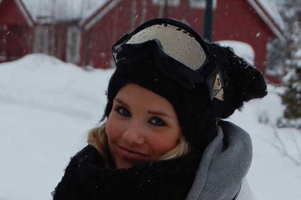 Roxy-Girls At QS Ski- & Snowboard Camp In Norway