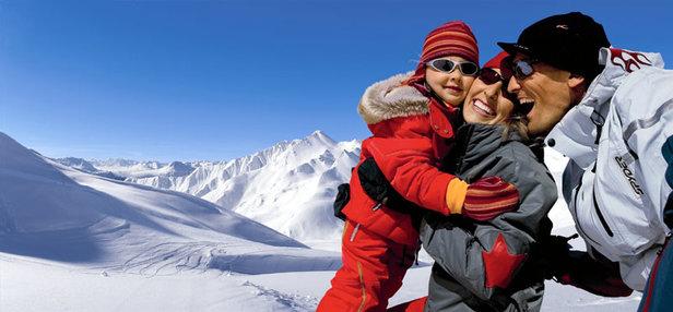 Den Berg mit der ersten Spur verzieren: Winterurlaub in Serfaus-Fiss-Ladis