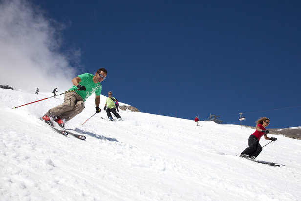 Summer Skiing: 16 Sweetest Summer Ski Resorts- ©Tignes