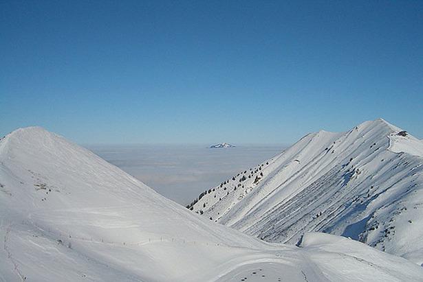Frische Schneeflocken auch in Österreich