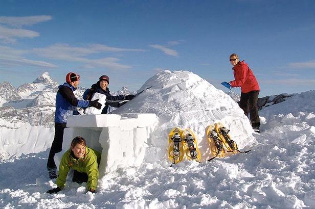 Oberstdorf/Kleinwalsertal: Jetzt das Wochenende nutzen und Skifahren!