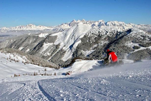 Zauchensee_Skifahrer