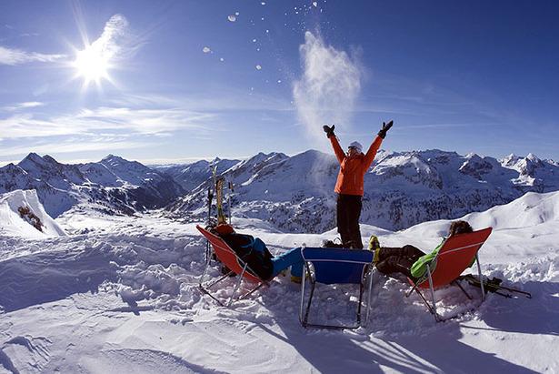 Obertauern_Schnee