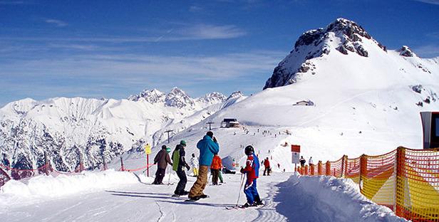 Grenzenloses Wintersportvergnügen im Original - Kleinwalsertal im Winter