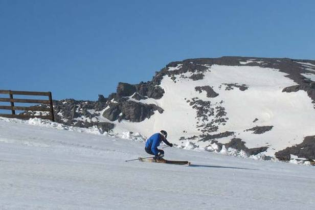 Europe's Most Southerly Ski Area Open For Spanish Ski Team Training