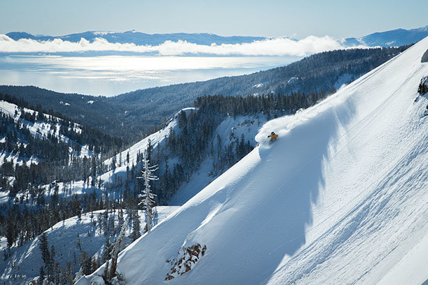 What's New for Winter 2018-2019 at Squaw Valley | Alpine Meadows ©Liesl Hepburn
