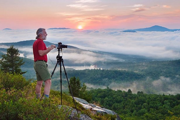 Carl Heilman II's Photography Workshop returns to Gore on September 22.