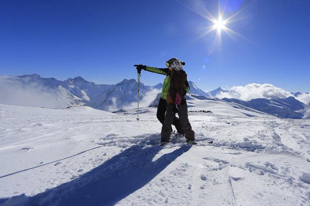 Jusqu'au samedi 28 avril la station des 2 Alpes vous réserve du bon ski et de nombreuses festivités