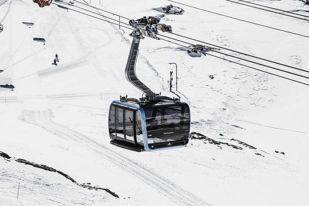 "Gondola ""Matterhorn glacier ride""  - © Skiinfo | Sebastian Lindemeyer"