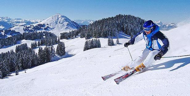 Skiwelt_Skifahrer