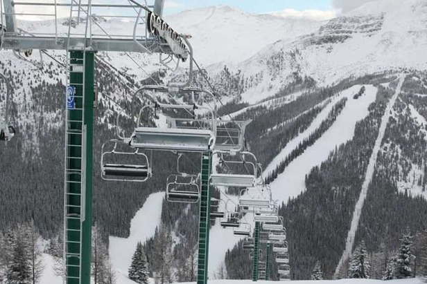 Banff Opens 8000 Acres