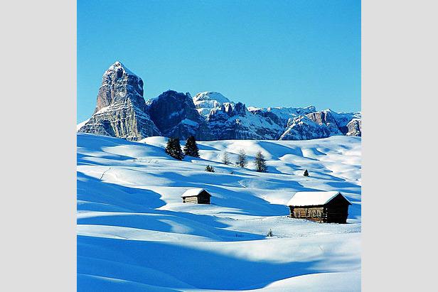 Dolomiti Super-Ski - Impresionen