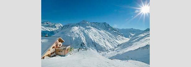 Pitztal - Sunny slopes 350px