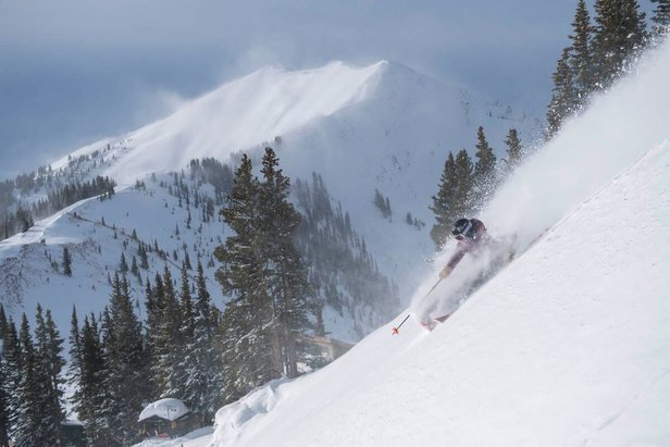 Who Got the Most Snow This Week? ©Scott Markewitz, Aspen Snowmass