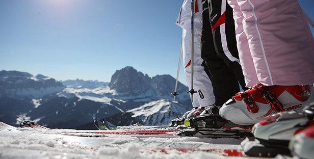 Mobile services in den Dolomiten- ©Corsorzio Belledolomiti