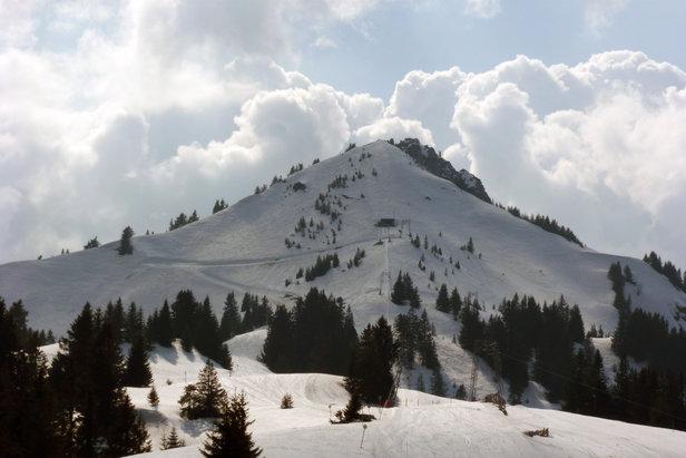 Deutscher Alpenverein kritisiert Ausbau am GrüntenDAV/Manfred Scheuermann