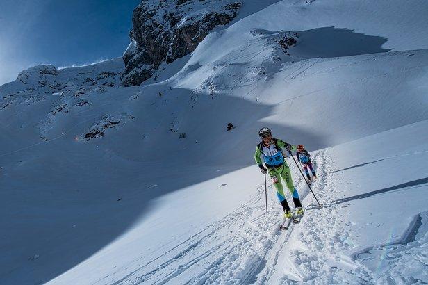 Le Dévoluy haut lieu du ski alpinisme le temps d'un week-endAgence KROS / Remi Fabbregue